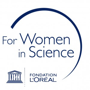 L'Oréal-UNESCO For Women in Science. Logo